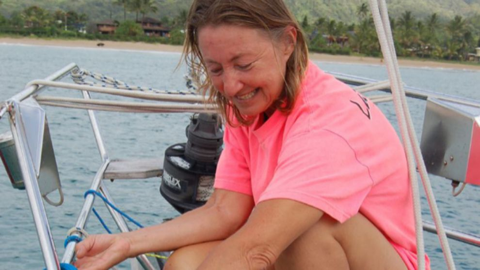 JOANNE SOCRATES: THE WIDOW OF THE SEAS, THE ASSAULT ON THE WORLD IN SEARCH OF THE LONGEVITY RECORD