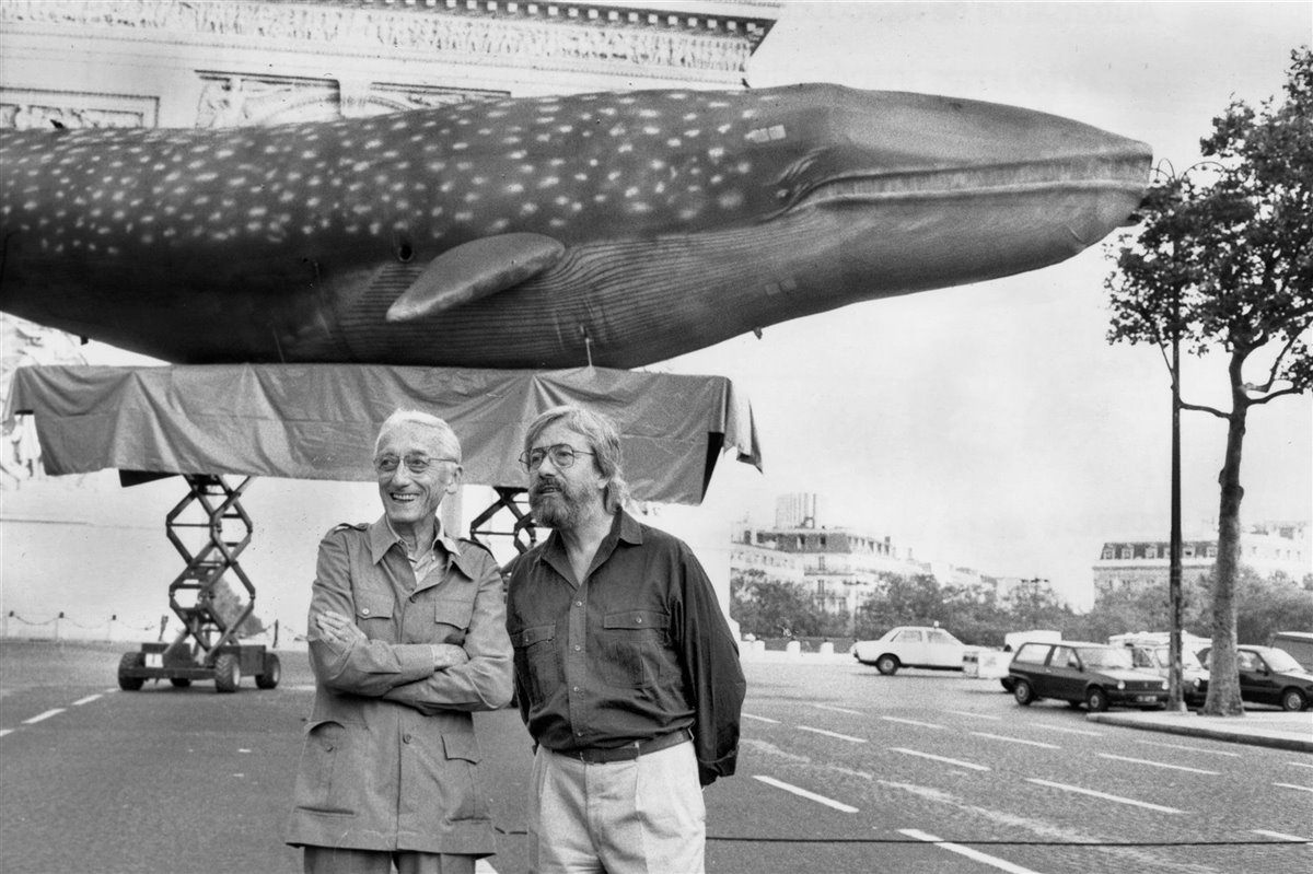 Jacques Cousteau, The Great Defender Of The Seas And Oceans