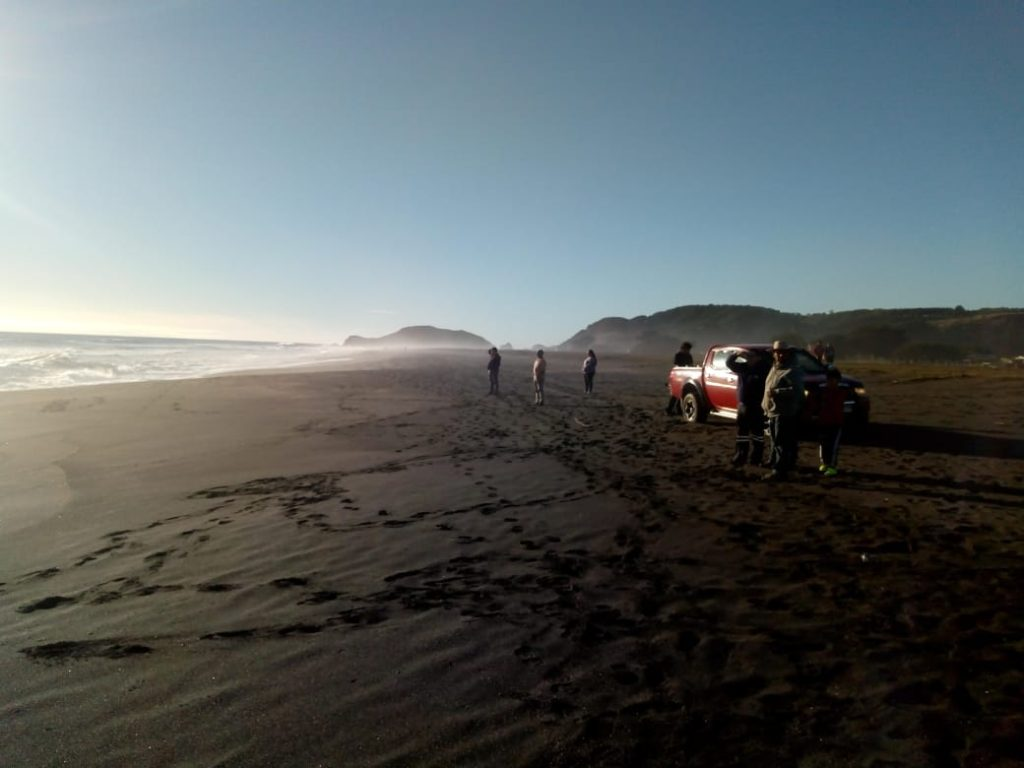 Little Boy Of 3-Years Old Found Dead After Being Dragged By A Wave In Cobquecura
