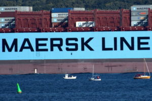 Maersk Line shipping