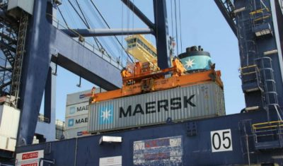 Maersk Will Charge For Discrepancies In Container Weight