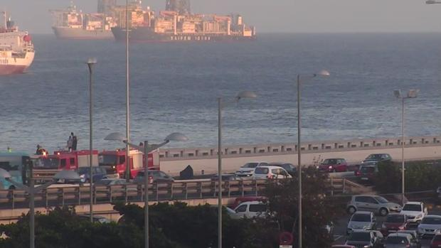 Man Dies After Falling at the Oceanfront of Las Palmas