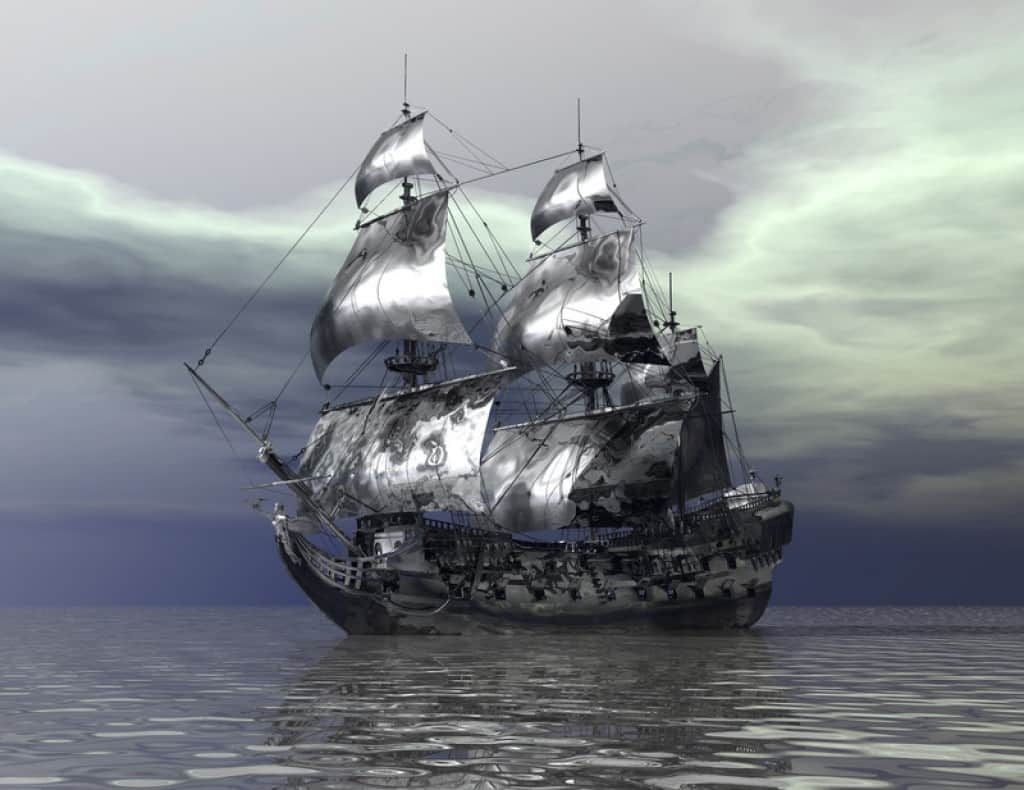 Maritime Folklore, Legends, Mysteries, Monsters and Curses
