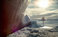 Maritime Highways Are Created Through The Arctic by Taking Advantage of the Climate Change