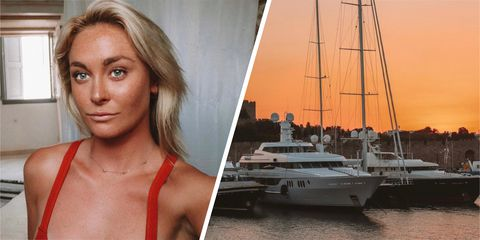 Mexican Millionaire Has Not Yet Spoken About the model found dead on his Yacht
