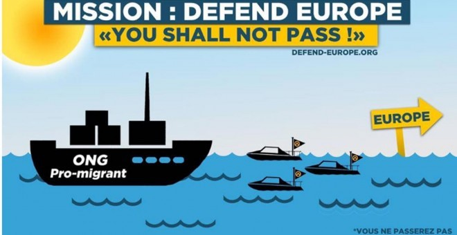 Mission Defend Europe