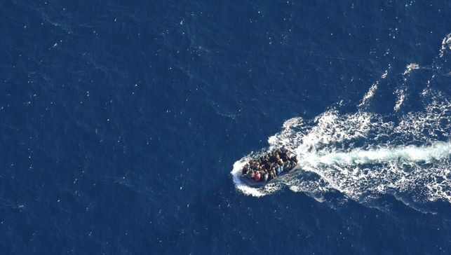 Morocco Detains a Young Man Who Was Allegedly Driving the Boat in Which 34 People Died