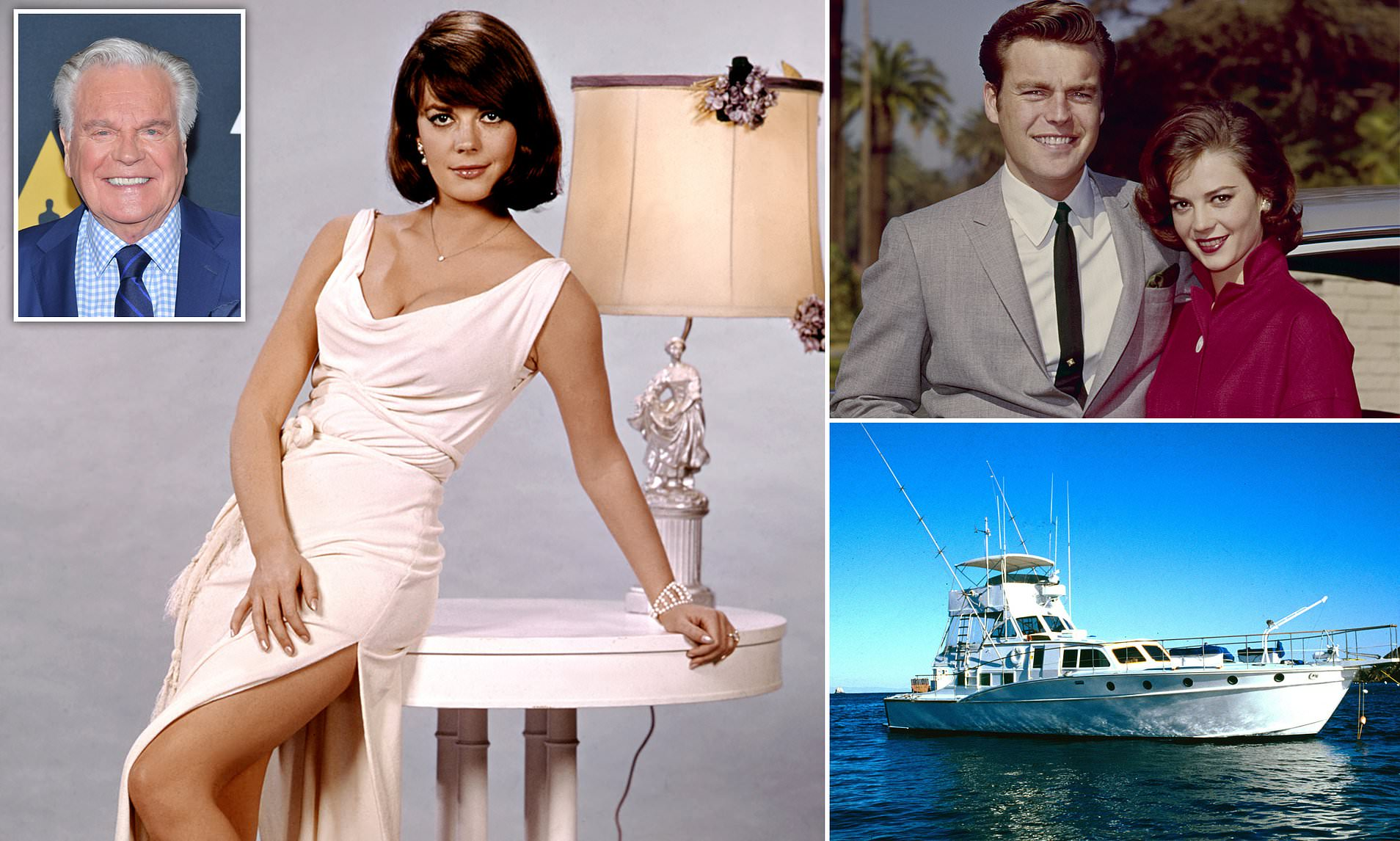 Natalie Wood's Death At Sea And A Sexual Betrayal Of Robert Wagner