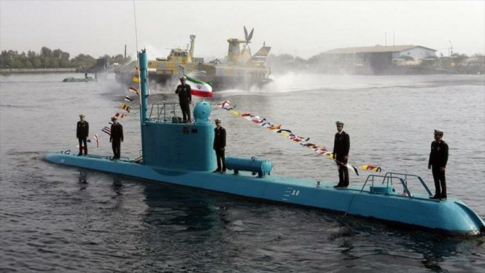 """Naval Chief Of Iran: """"We Monitor All Enemy Ships, Especially Those In The United States"""""""