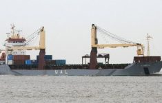 Nigerian Pirates Kidnap 12 Crewmembers from Freighter