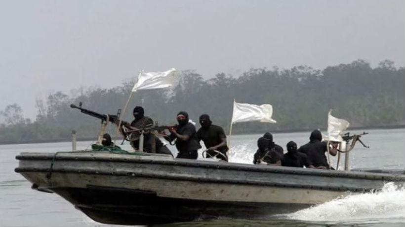 Nigerian Pirates Kidnappings