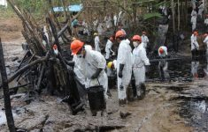 Oil Spill Affects Indigenous Communities in the Amazon of Peru