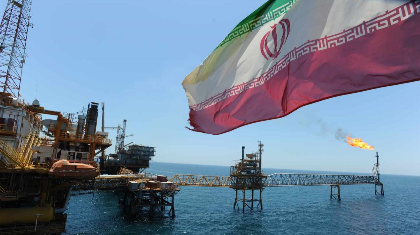 Oil rose in a restive market for Iran's naval maneuvers