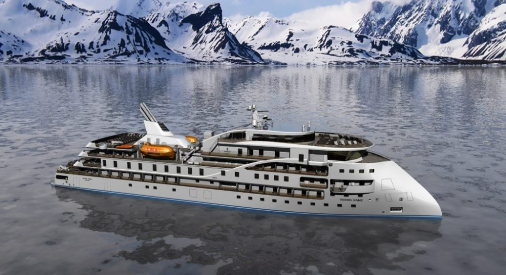 POLAR EXPEDITION CRUISING IN CHINA
