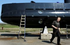 The Inventor of the Submarine Accused of Homicide Sent Messages Describing the Murder Days Before