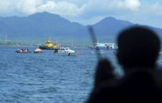 One of the hostages after piracy attack in Moro Gulf was freed