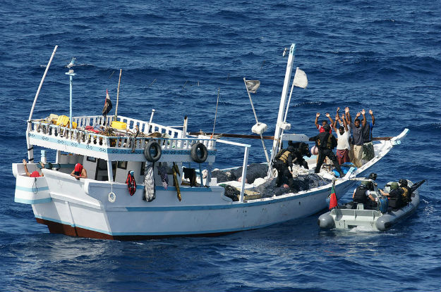 Piracy Maintains Intense Activity In Gulf of Guinea