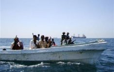 Nigerian Pirates Attack Container Ship VIDEO