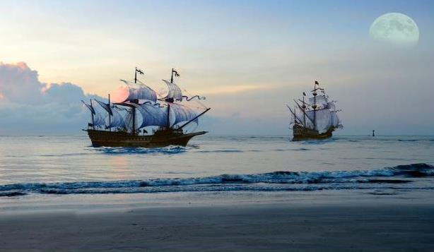 Pirates And The Port City of Campeche, Mexico