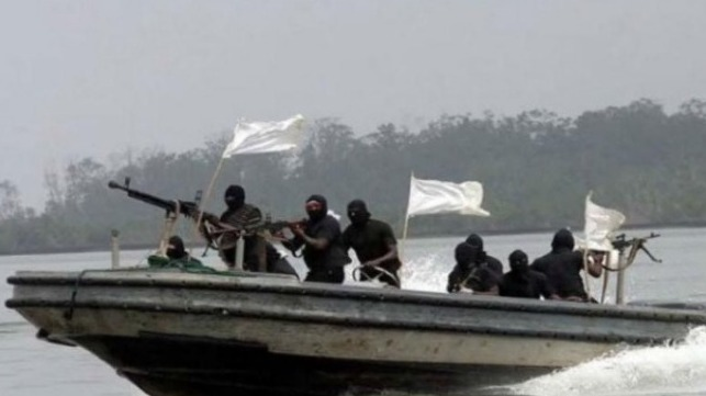 Pirates Kidnap 11 Cargo Ship Crew