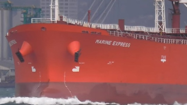 Pirates Marine-Express-Tanker