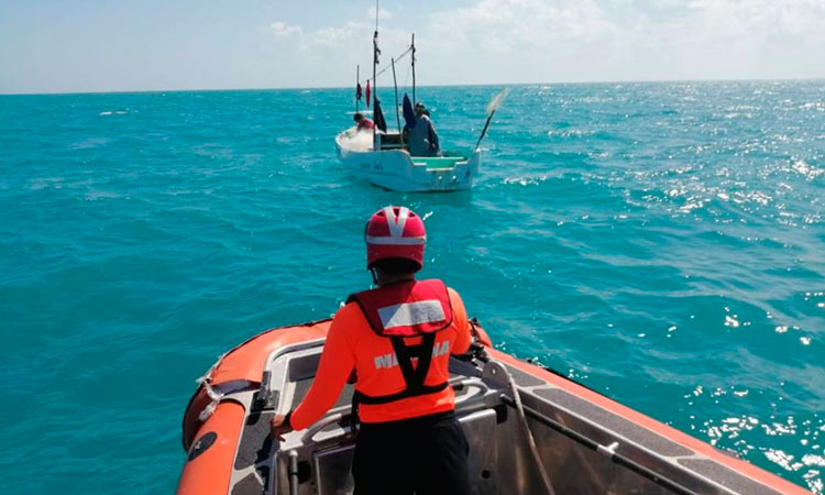 Pirates Rob Fishermen and Leave Them Adrift