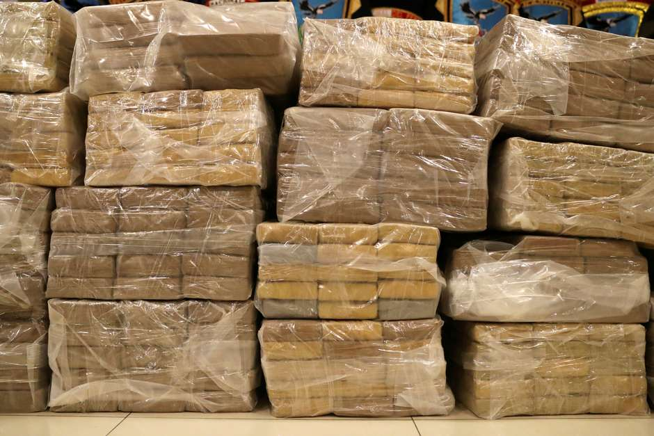 Police Seize More Than A Ton Of Cocaine And Arrest Seven Aboard A Brazilian Fishing Boat