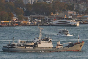 Port of Kerch yachts