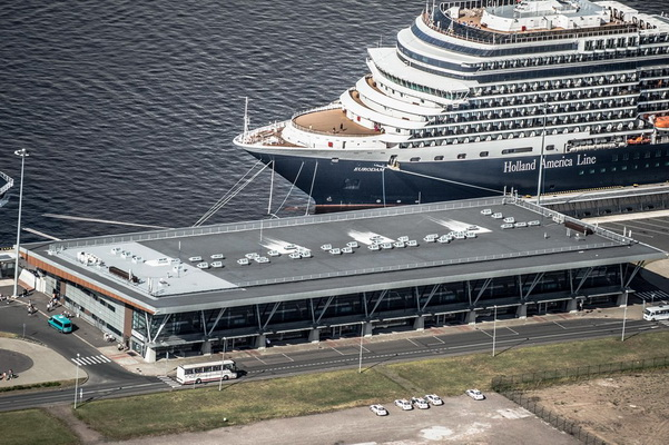 Port of St Petersburg Cruise line