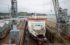 Ferry Safe at Berth 9, Investigation Launched