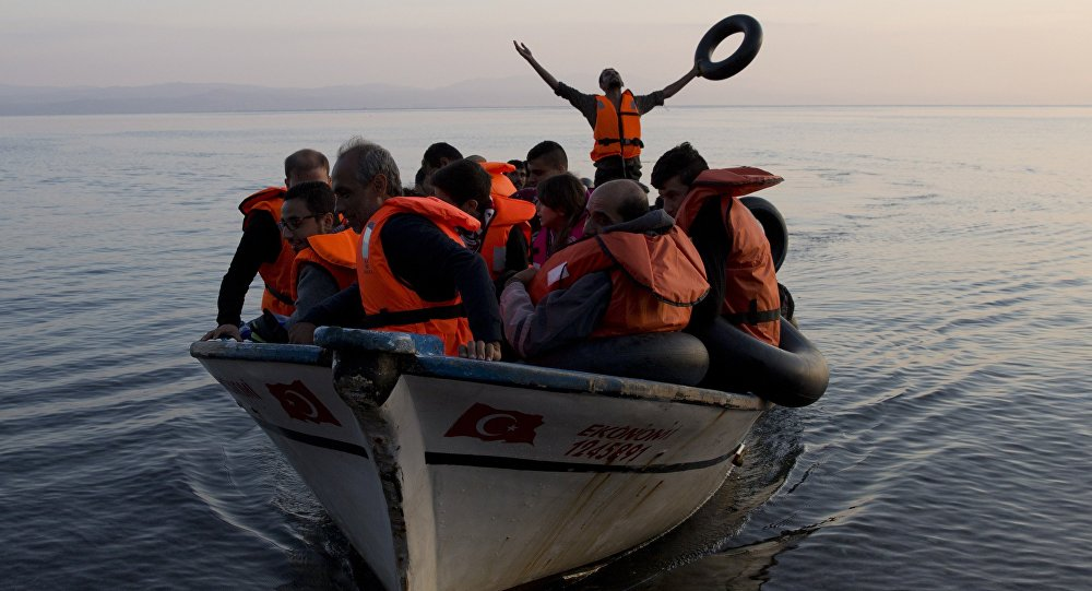 Rescuer accused of human trafficking in Lesbos We are the scapegoat