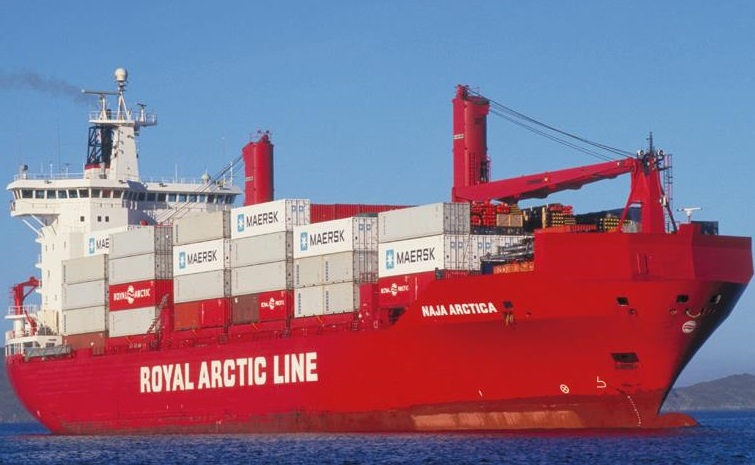 Arctic Line : Greenland s royal arctic line achieved record operating and net