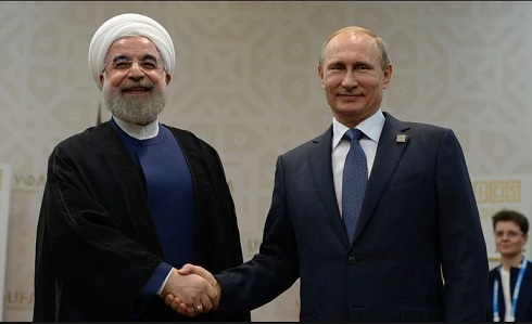 Russia And Iran Will Conduct Joint Military Exercises In The Persian Gulf