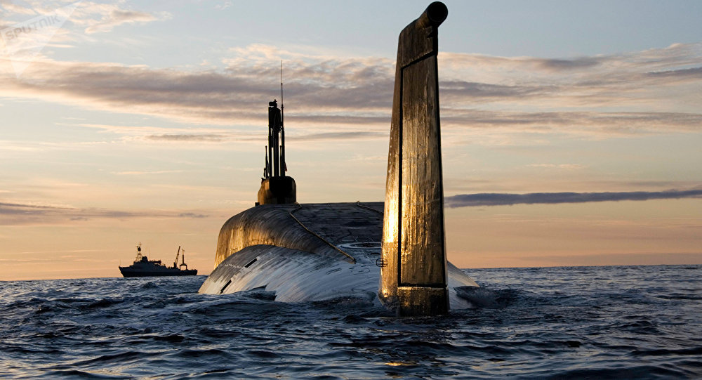 Russia Creates Eternal Nuclear Reactor for new Submarines