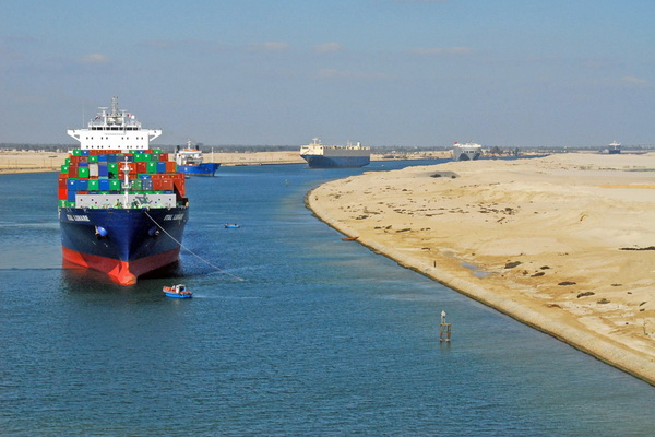 Russia, India and Iran Will Find a Replacement for the Suez Canal