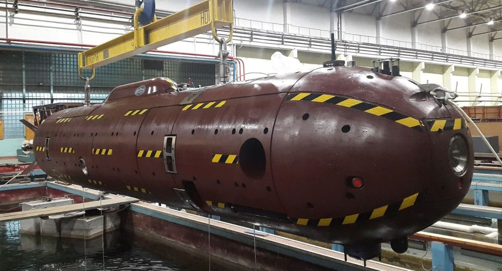 Russia Launches New Generation Unmanned Submarine Tests