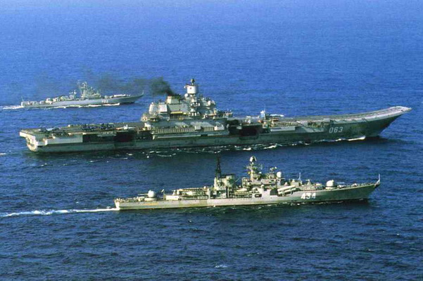 Russian Navy will increase its presence in the World Ocean
