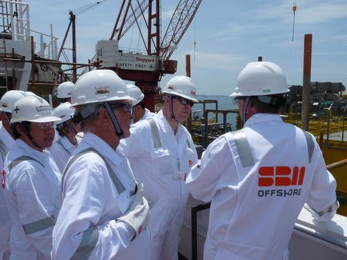 SBM Offshore CEO