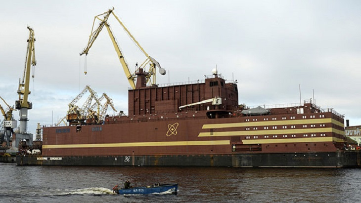 STOP of Floating Nuclear Platforms in Spanish Waters