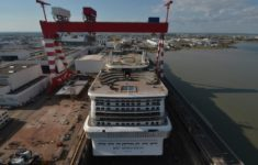 Fincantieri signed agreement for purchasing 66.66% of STX France for 79.5 million EUR