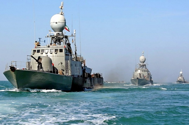 Saudi says captures three Iranian Revolutionary Guards from boat