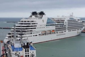 Seabourn Encore collision