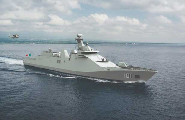 Semar's Oceanic Patrol Will be State-Of-The-Art