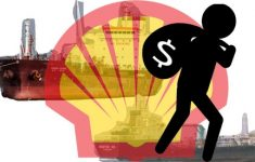 Major Shell Oil Theft International Criminal Ring Uncovered