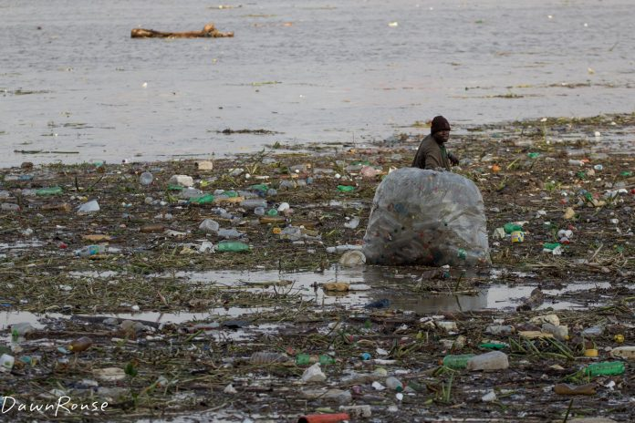 Shocking Photos Of The Plastic Pollution Crisis In South Africa
