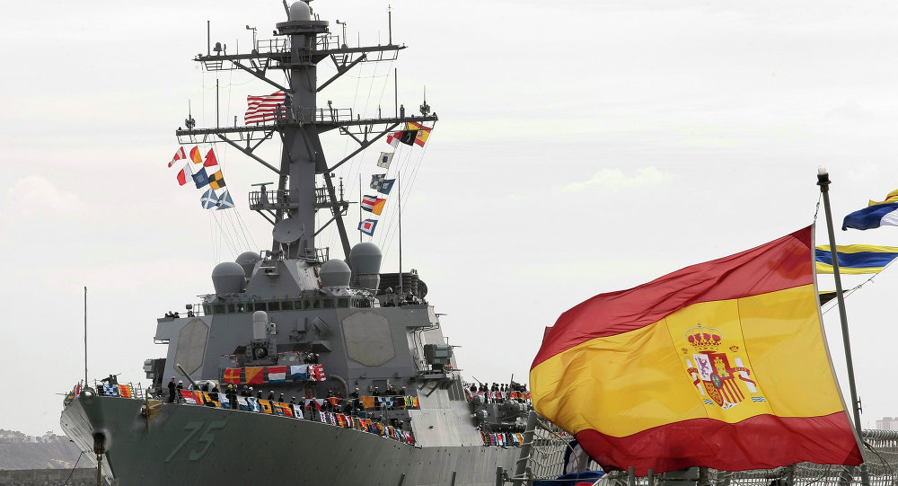 Spain Hopes to Convert a Shared Base with the US into a Strategic EU Headquarters