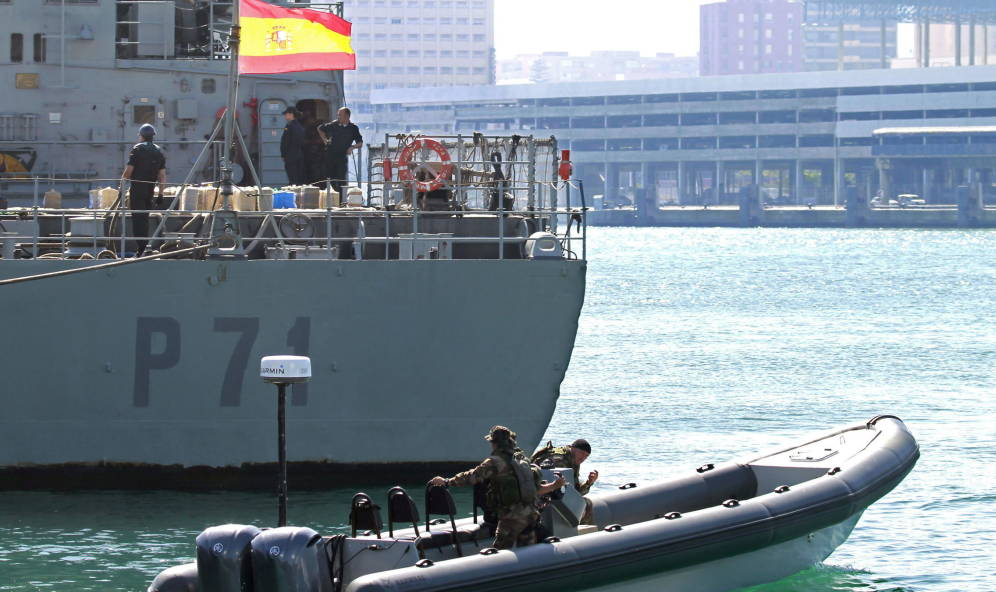 Spanish Navy Frees Crew From Malta That Were Hijacked By Pirates In Gulf Of Guinea