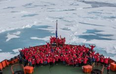 Specialists Have Started The Technical Modelling Of Two Cruise Icebreakers