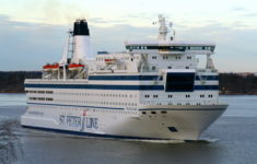 Moby Lines partially acquired Russian ferry operator St Peter Line