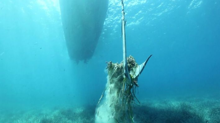Submarine Robots To Monitor Anchorages Within Posidonia In Mediterranean Sea